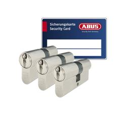 ABUS ZOLIT 1000 cilinder met kerntrekbeveiliging (3x) - SKG***