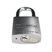 Mauer DT1 cilinder in ABUS hangslot 86TI/55