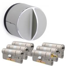 Danalock V3 + M&C Condor cilinder met kerntrekbeveiliging (6x) - SKG***