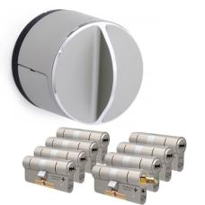 Danalock V3 + M&C Condor cilinder met kerntrekbeveiliging (8x) - SKG***