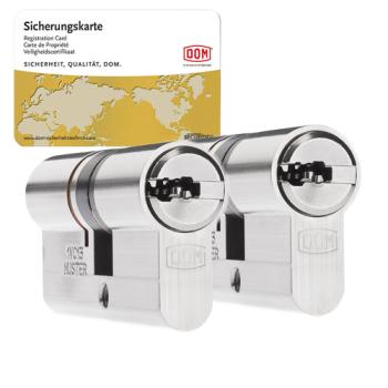 DOM ixGamma cilinder (2x) - SKG**