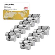 DOM ixTwinstar cilinder met kerntrekbeveiliging (11x) - SKG***