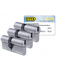 EVVA ICS cilinder met kerntrekbeveiliging (3x) - SKG***