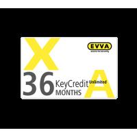 EVVA Airkey - KeyCredit Unlimited 36 maanden