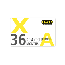 EVVA Airkey - KeyCredit Unlimited 36 maanden