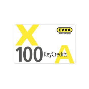 EVVA Airkey - 100 KeyCredits