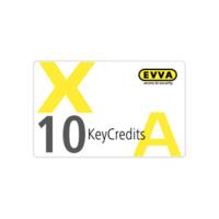 EVVA Airkey - 10 KeyCredits