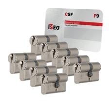 Iseo F9 cilinder met kerntrekbeveiliging (9x) - SKG***