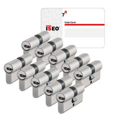 Iseo R7 cilinder met kerntrekbeveiliging (10x) - SKG***