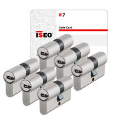 Iseo R7 cilinder met kerntrekbeveiliging (6x) - SKG***