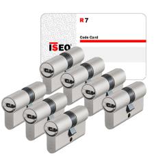 Iseo R7 cilinder met kerntrekbeveiliging (7x) - SKG***