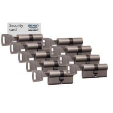 Nemef NF3 cilinder met kerntrekbeveiliging (9x) - SKG***