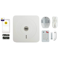Yale Smart Living - 'Smart Camera' alarmsysteem SR-3200i